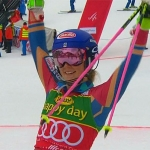 Jetzt hat's 40 geschlagen! Mikaela Shiffrin (wer sonst?) gewinnt Slalom in Kranjska Gora