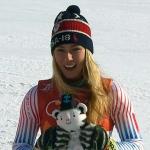 Riesentorlauf-Olympiasiegerin Mikaela Shiffrin hat lang noch nicht genug