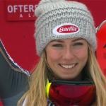 Mikaela Shiffrin gewinnt Slalom von Ofterschwang und sichert sich Slalom-Kristall