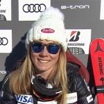 Mikaela Shiffrin auch im Super-G von St. Moritz unschlagbar