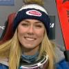 Mikaela Shiffrin dominiert ersten Slalomdurchgang in Zagreb