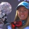 Mikaela Shiffrin erobert die kleine Super-G-Kristallkugel