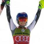 Mikaela Shiffrin gewinnt in Soldeu auch den letzten Slalom des Winters
