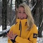 Mikaela Shiffrin wird ein Mitglied der adidas-Familie