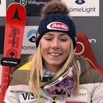 Überragende Leistung von Mikaela Shiffrin im ersten Slalomdurchgang von Killington