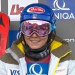 Mikaela Shiffrin übernimmt Führung nach dem ersten Slalom-Durchgang in Lienz