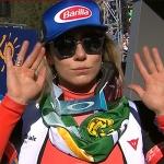 Mikaela Shiffrin ist in der 1. Abfahrt von Bansko nicht zu stoppen