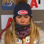 Triumph für Mikaela Shiffrin beim Super-G von Bansko
