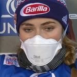 Mikaela Shiffrin beim Slalom auf dem Semmering hauchdünn in Führung – 2. Durchgang ab 18.30 Uhr live