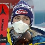Mikaela Shiffrin schaut positiv nach Kroatien