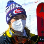 Olympia 2022 in Peking: Mikaela Shiffrin denkt kritisch nach
