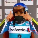 Mikaela Shiffrin führt nach dem ersten Riesentorlaufdurchgang in der Lenzerheide – Finale live ab 12.00 Uhr