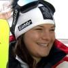 Ramona Siebenhofer mit Tagesbestzeit beim 3. Olympischen Abfahrtstraining