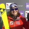 Ramona Siebenhofer doppelt bei Abfahrt in Cortina d'Ampezzo nach