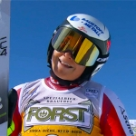 Ramona Siebenhofer stürmt in Val di Vassa als Zweite auf das Podest