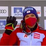 ÖSV News: Ramona Siebenhofer als Fünfte beste Österreicherin beim Riesentorlauf in Jasná