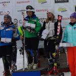 Erster Platz im Europacup-Slalom von Melchsee-Frutt für Wendy Holdener