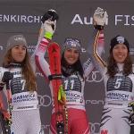 ÖSV NEWS: Stephanie Venier feiert ersten Weltcupsieg