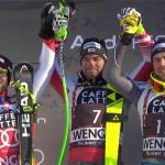 ÖSV News: Vincent Kriechmayr Lauberhorn-Sieger 2019