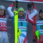 Sensationelles Rennwochenende mit Schweizer Sieg beim Audi FIS Ski Weltcup Adelboden 2020
