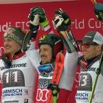 ÖSV NEWS: Doppelsieg durch Marcel Hirscher und Manuel Feller