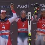 Alexis Pinturault tüftelte sich in Garmisch zum Sieg.