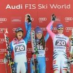 Maze siegt bei der Abfahrt in Garmisch und bricht Rekord von Hermann Maier