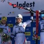 ÖSV NEWS: Doppelsieg zur Eröffnung der Junioren WM in Davos