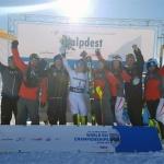 ÖSV NEWS: Franziska Gritsch holt Silber im Slalom bei der Junioren-WM 2018 in Davos