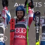 ÖSV NEWS: Marco Schwarz gewinnt Wengen-Kombi