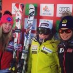 Triumph für Lara Gut beim Super-G in Lake Louise