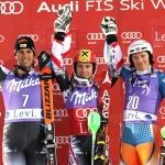 ÖSV NEWS – Doppelsieg in Levi: Hirscher vor Matt