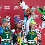 Slalom in Maribor: Tina Maze triumphiert vor Heimpublikum – Entscheidung ohne Südtirolerinnen