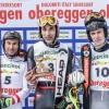 Triumph für Matej Vidovic beim EC-Slalomklassiker in Obereggen