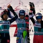 Die Parallelslalomkönigin von St. Moritz heißt Petra Vlhová