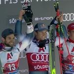 ÖSV NEWS: Pinturault gewinnt erstes Ski Weltcup Rennen nach Hirschers Rücktritt