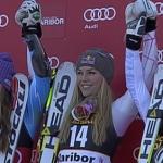 """Lindsey Vonn überrascht in Maribor – Karbon schnellste """"Azzurra"""""""