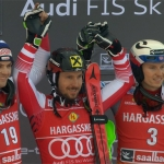 ÖSV NEWS: Marcel Hirscher feiert in Saalbach Rekordsieg