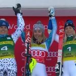 US-Dame Mikaela Shiffrin schockiert und düpiert Konkurrenz im Slalom von Aspen zugleich