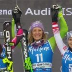 ÖSV News: Nicole Schmidhofer hauchdünn am Sieg vorbei