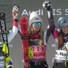 Lara Gut-Behrami und Tina Weirather stürmen in St. Moritz das Podest