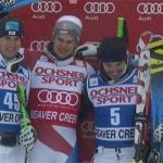 Schweizer Patrick Küng gewinnt Super-G in Beaver Creek – Otmar Striedinger Sensations-Zweiter