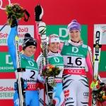 SKI WM 2013: Marion Rolland schnappt Nadia Fanchini den Abfahrtstitel weg