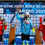 Junioren-Ski-WM 2021: US-Amerikaner Benjamin Ritchie gewinnt Slalom-WM-Gold