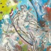 WM 2013 in Schladming: WM Plakatserie von Christian Ludwig Attersee