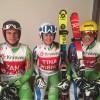 Tina Robnik und Co. sind mit den Trainings in Ushuaia mehr als zufrieden