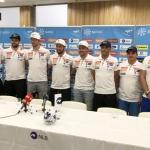 Sloweniens Herren-Speed-Team bereitet sich in Europa auf die kommende Saison vor.