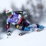 Auch das US-Skiteam rockt auf dem Schnee