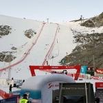 Wie verläuft Ende Oktober die Ski Weltcup Saison Eröffnung in Sölden?