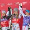 Lindsey Vonn gewinnt Riesenslalom Auftaktrennen in Sölden